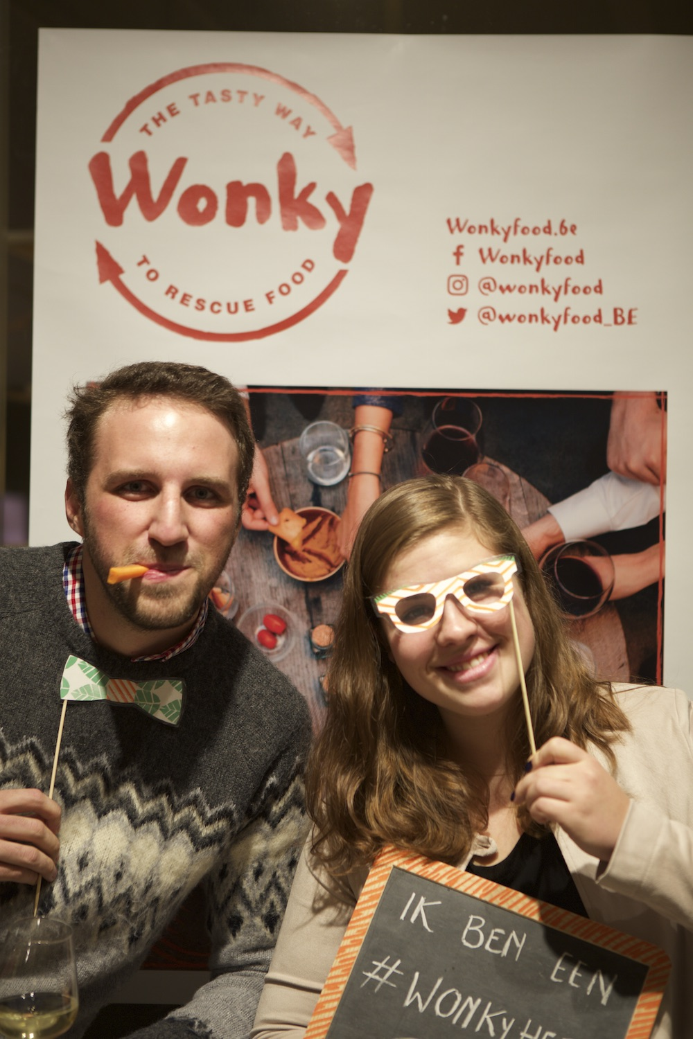 The Wonky Launch party
