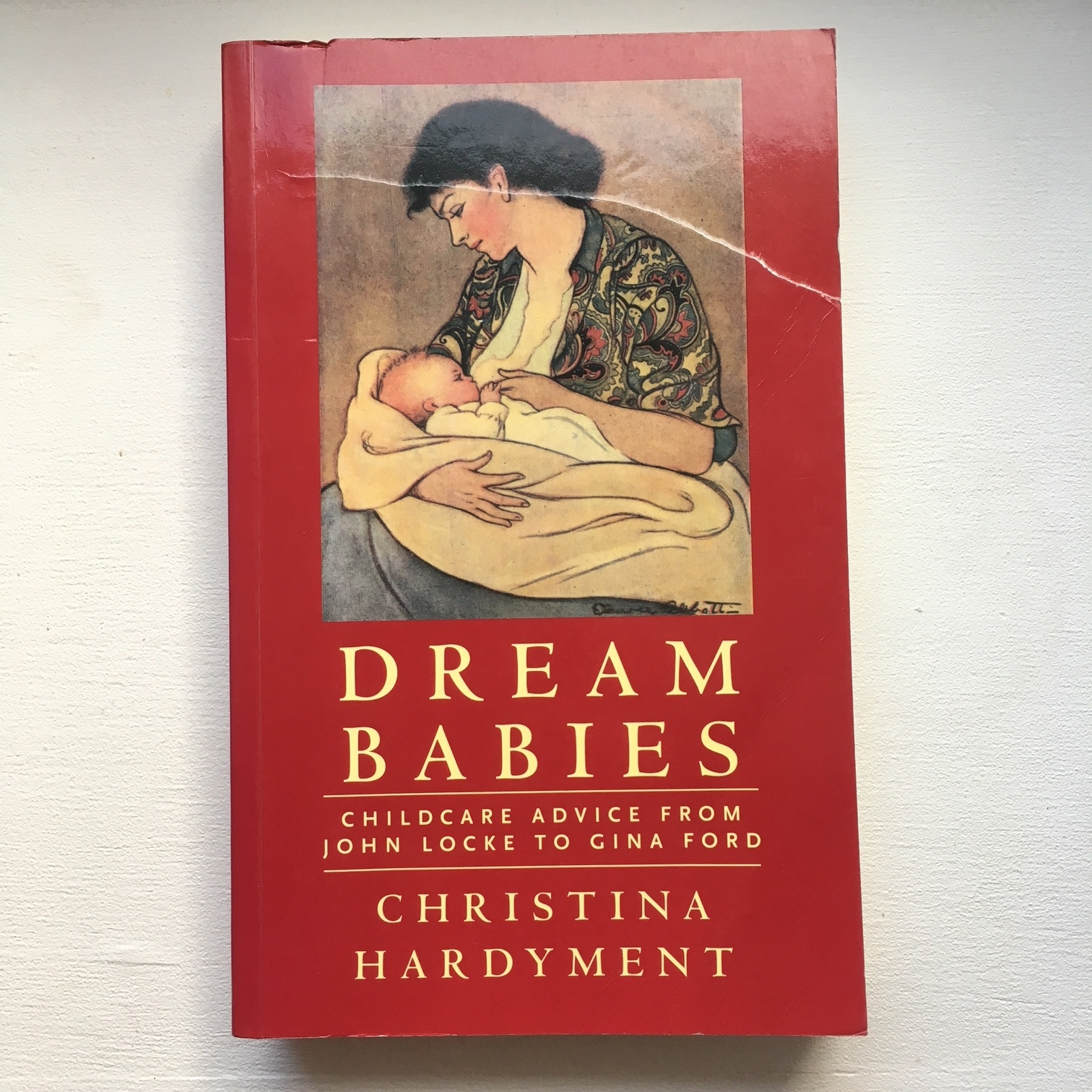 Dream Babies - Christina Hardyment    This is a fascinating look at how childcare advice has changed through the ages.  If you are struggling to find your own way as a parent, and feel bombarded with different approaches, this might be a bit of an antidote as it shows how varied (and at times contradictory) different childcare approaches are.  Combined with 'The Psychology of Babies', this can be really helpful in learning to trust in the relationship between you and your baby.