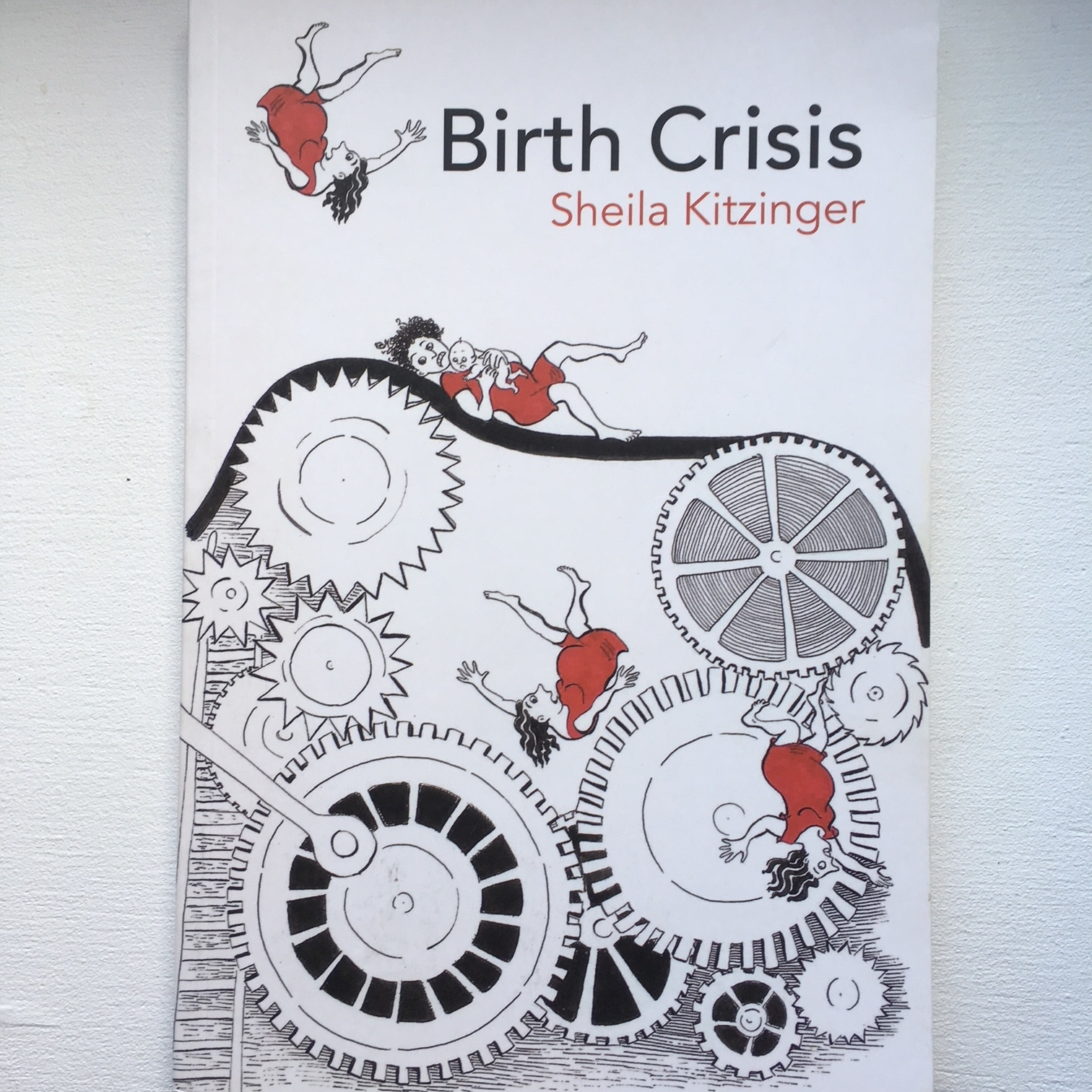 Birth Crisis - Sheila Kitzinger    This book talks about traumatic births and came about as a result of Sheila's experiences listening to women with birth trauma.  If you are still finding your birth difficult, whether or not it was described as traumatic, this book might help you feel less isolated and more able to move forwards.