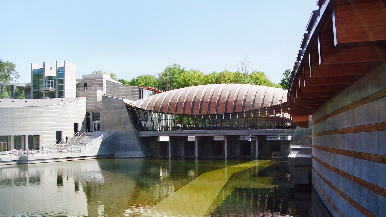 Art Muse Los Angeles Arkansas Crystal Bridges Travel Excursion