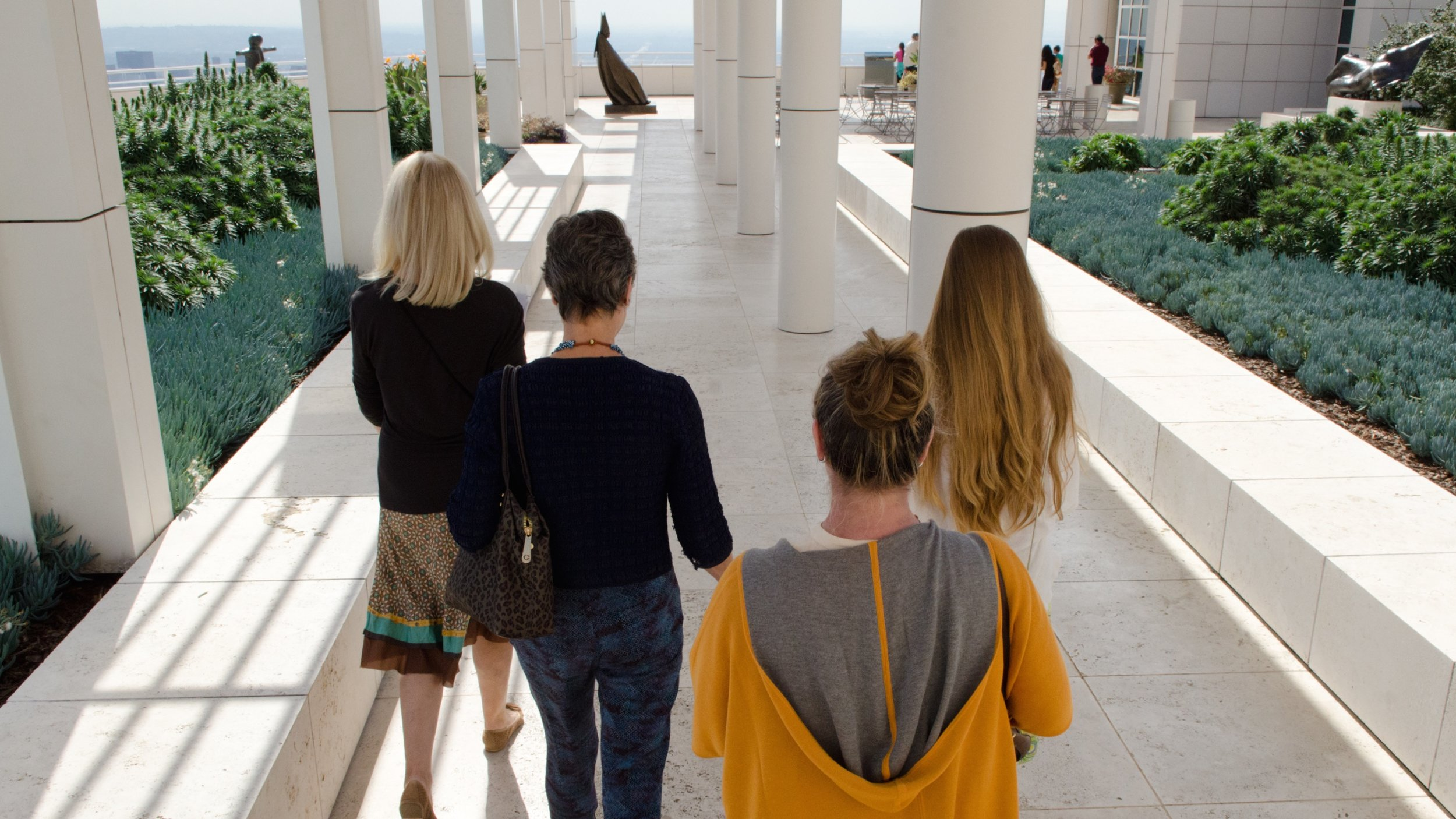 Art Muse Los Angeles at The Getty Center