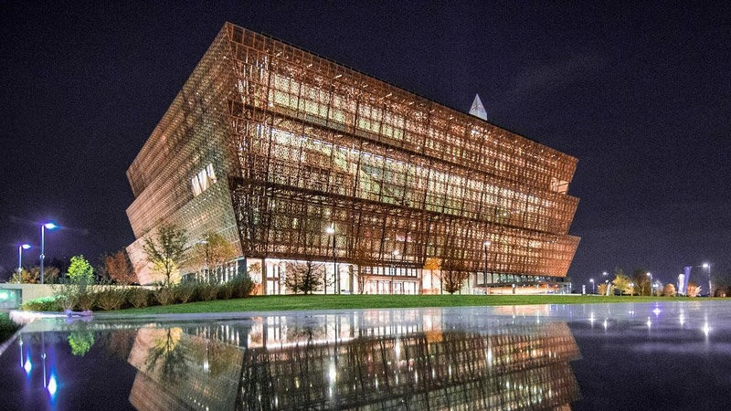 National Museum of African American History Art Muse Los Angeles