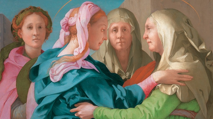 Pontormo Art Muse Los Angeles