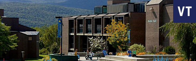 Northern Vermont University –JOhnson