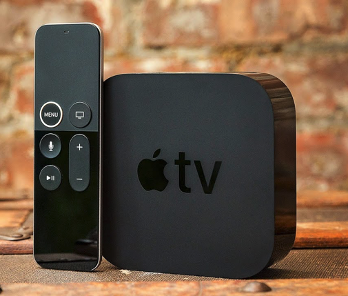 APPLE TV 4K -