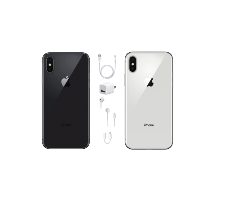 Apple iPhone X 64gb (Factory Unlocked)