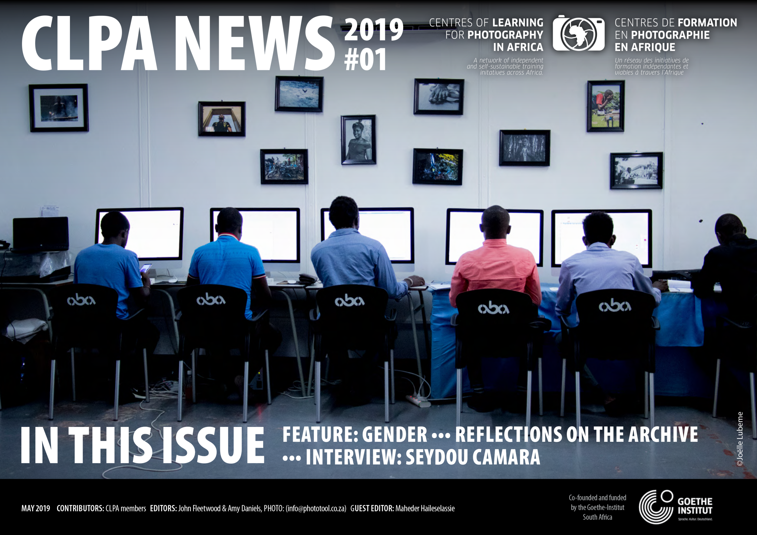 Latest CLPA Newsletter