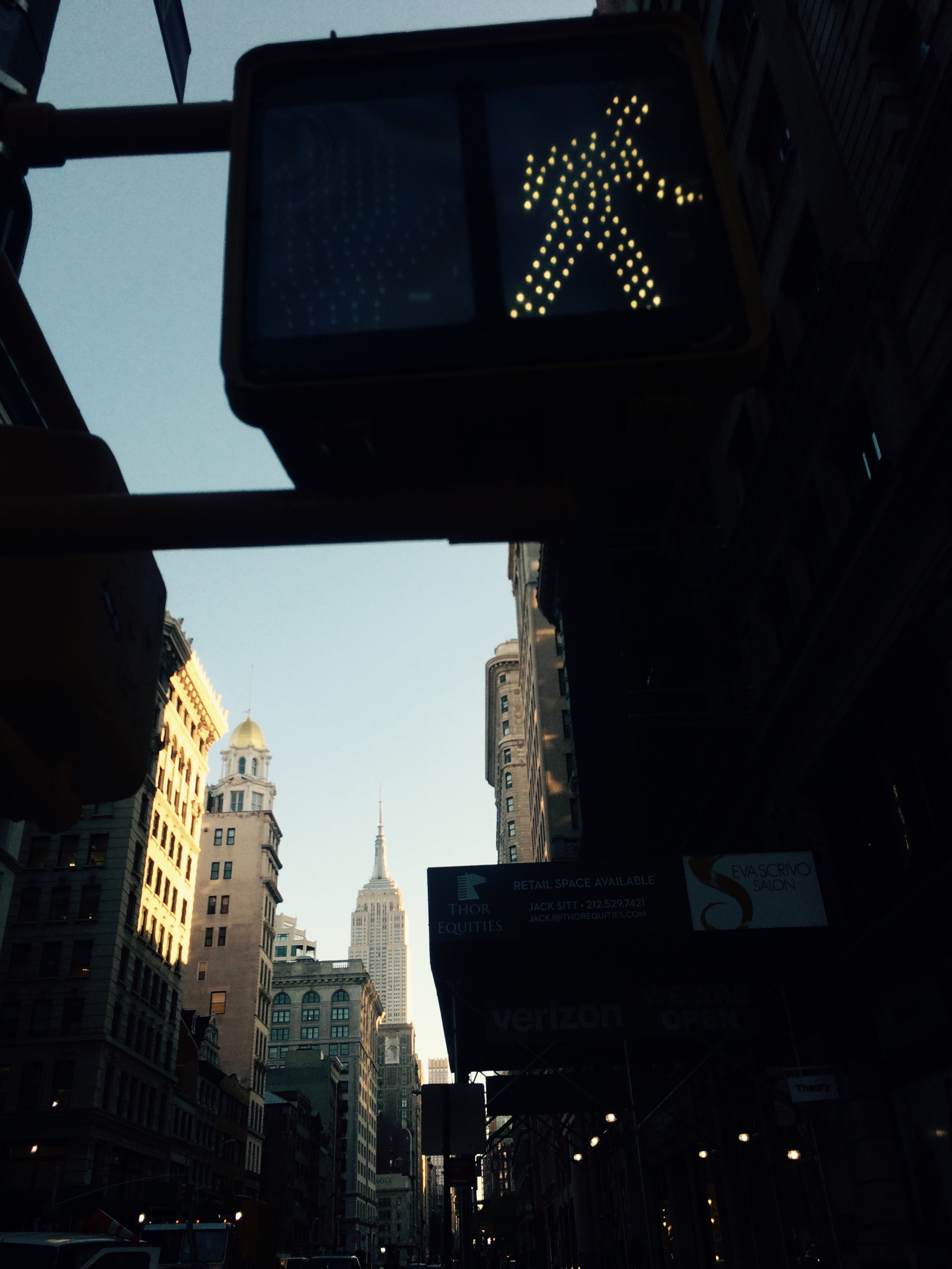 In NewYork to catch Norah Jones playing at LPR before her Ronnie Scott's gig.