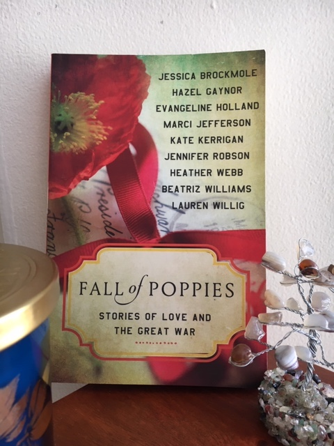 Extra incentive - I have a copy of Fall of Poppies, signed by authors Heather Webb and Hazel Gaynor, that I'll give to somebody who really gets into this story creation process.