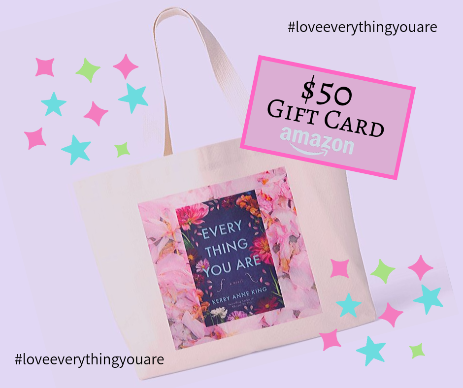 Introducing the #loveeverythingyouare contest and giveaway