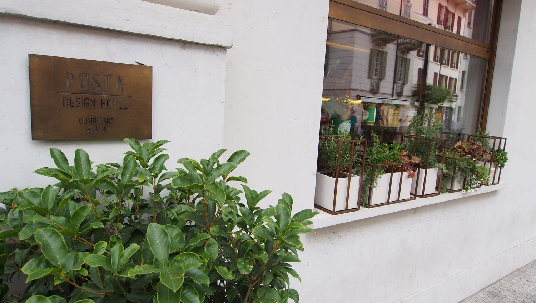 Posta design hotel, Via Garibaldi 2, 22100 Como, Italy