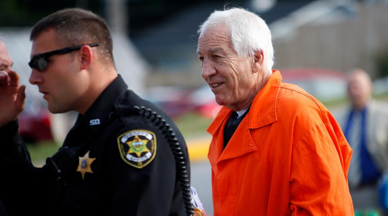 Former Penn State Football Coach Jerry Sandusky is in the middle of appeal hearings to overturn his child sex crimes conviction. Sandusky claims he wasn't properly represented in his 2012 trial.