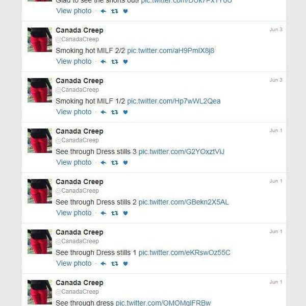 Tweets from the @CanadaCreep Twitter timeline.