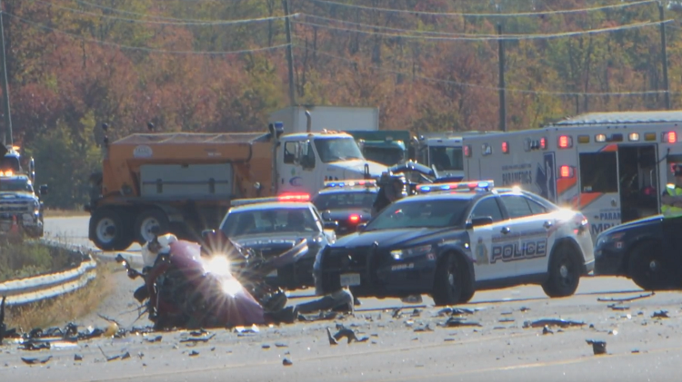 Ontario's police watchdog is investigating after two people were killed in a serious collision on Highway 6 in Flamborough.