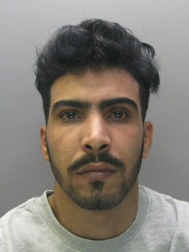 Abdel-Aziz Al-Shamary was jailed at Teesside Crown Court after being convicted of rape (Picture: North News)