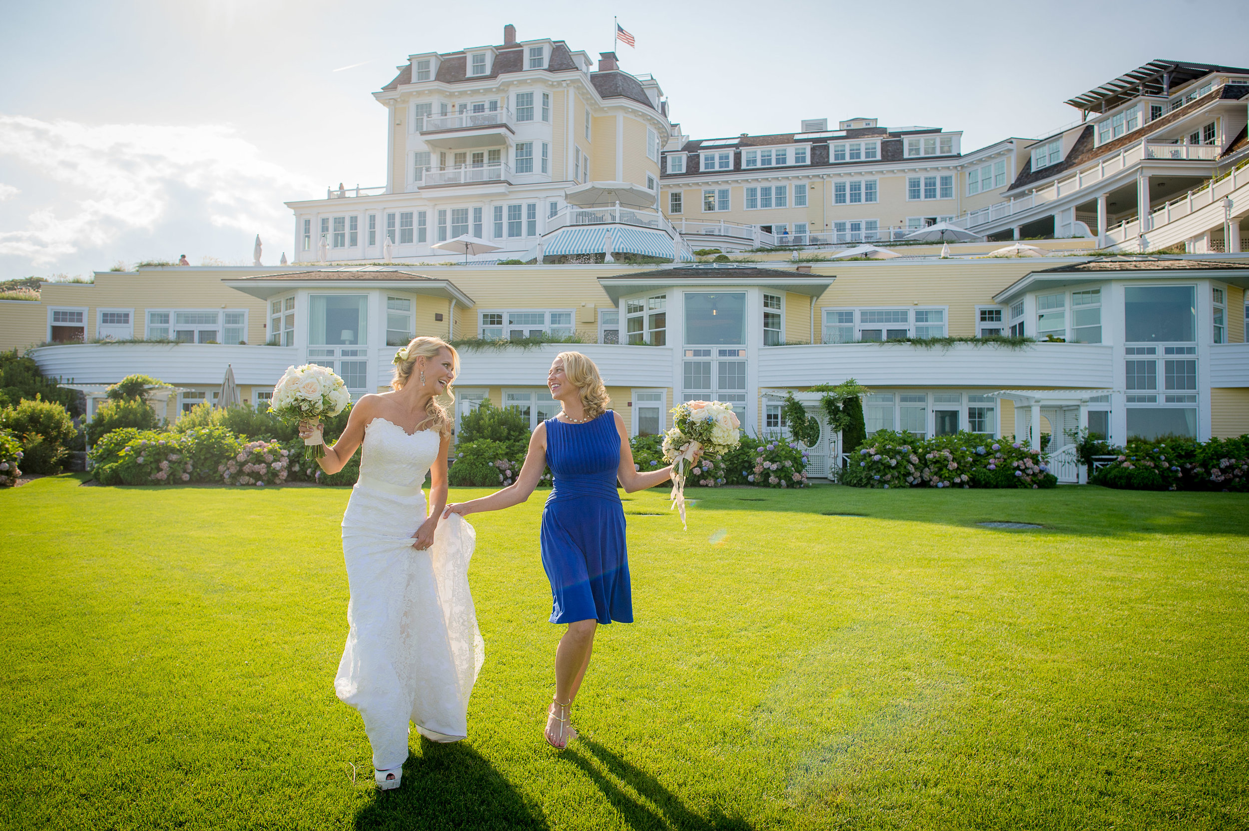 Craig Warga Wedding at the Ocean House RI