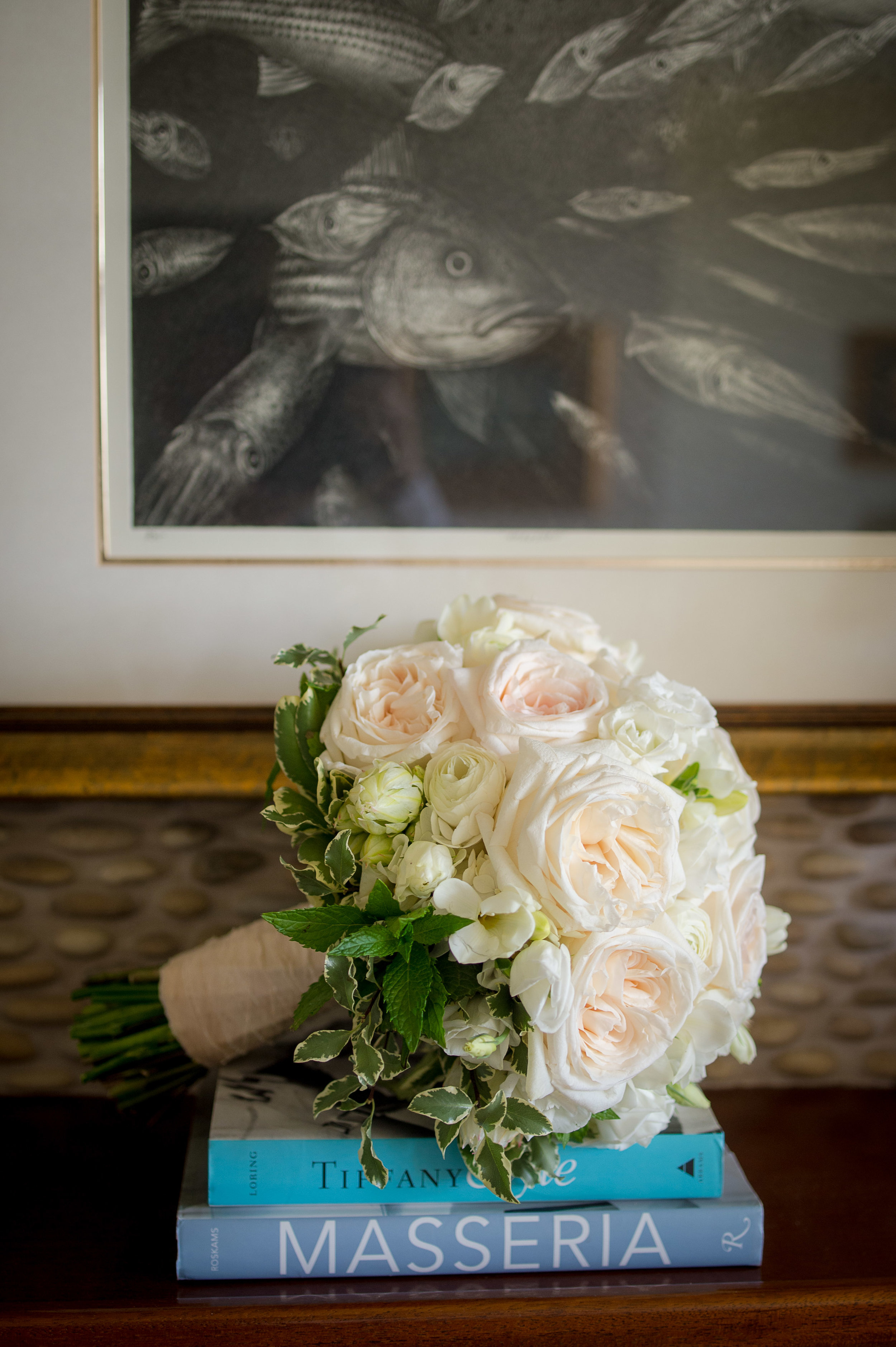Hana Floral Design with Ashley Douglass Events at the Ocean House RI