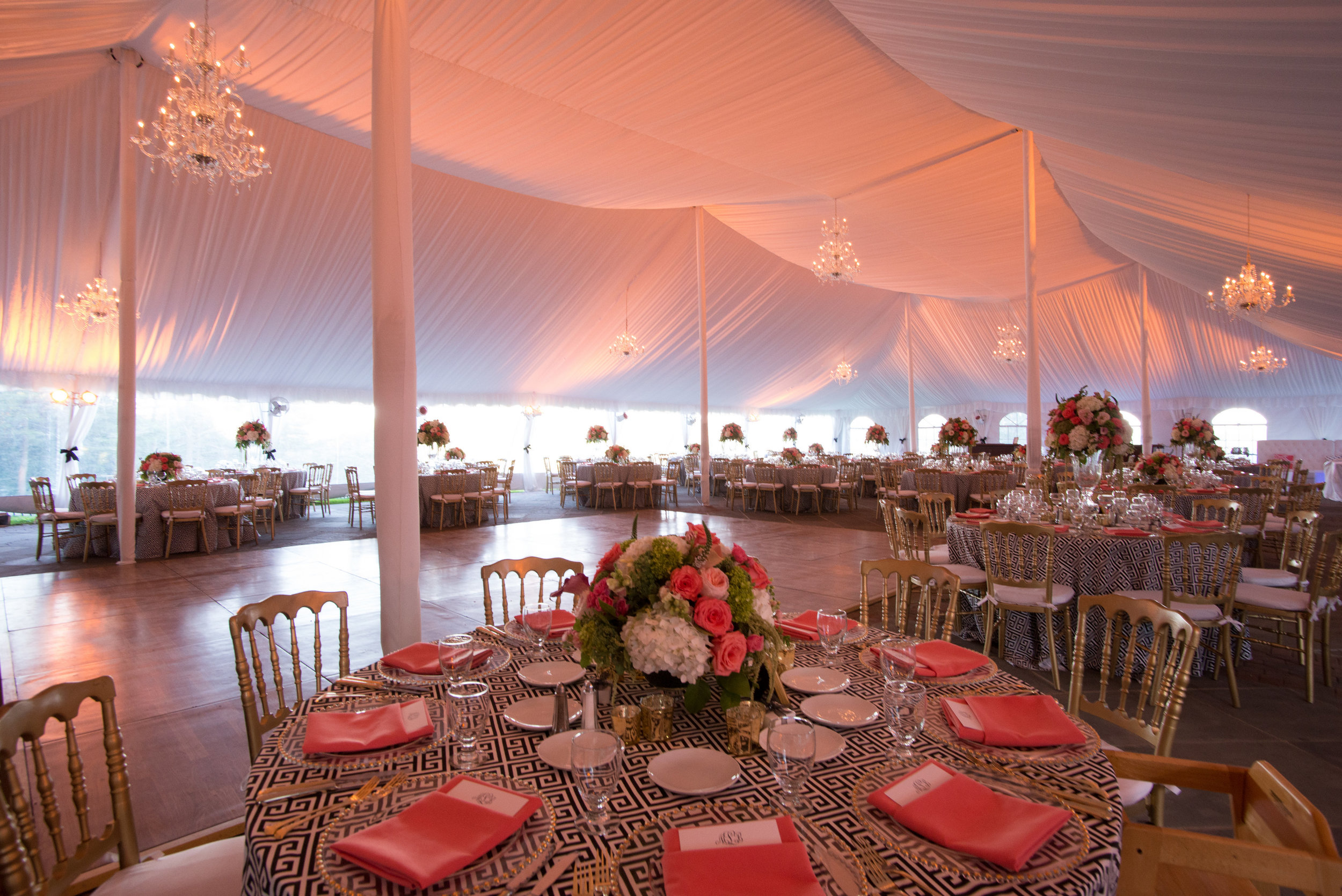 Long Island Wedding Reception