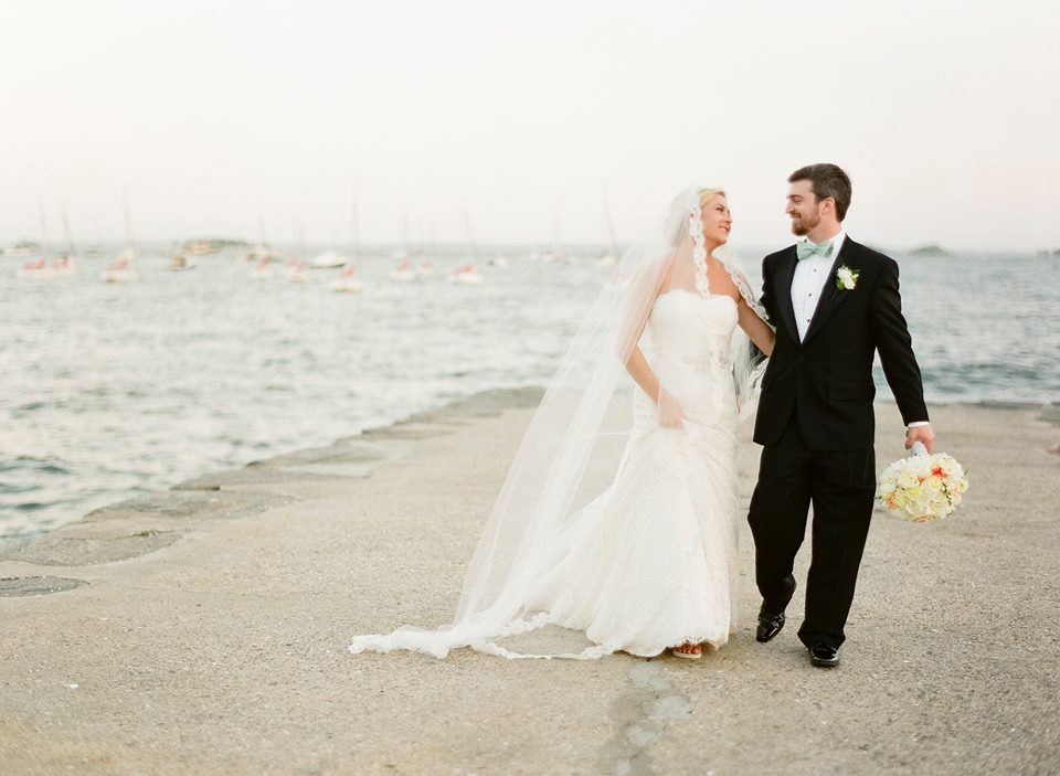 Greenwich Beach, Greenwich Wedding Reception