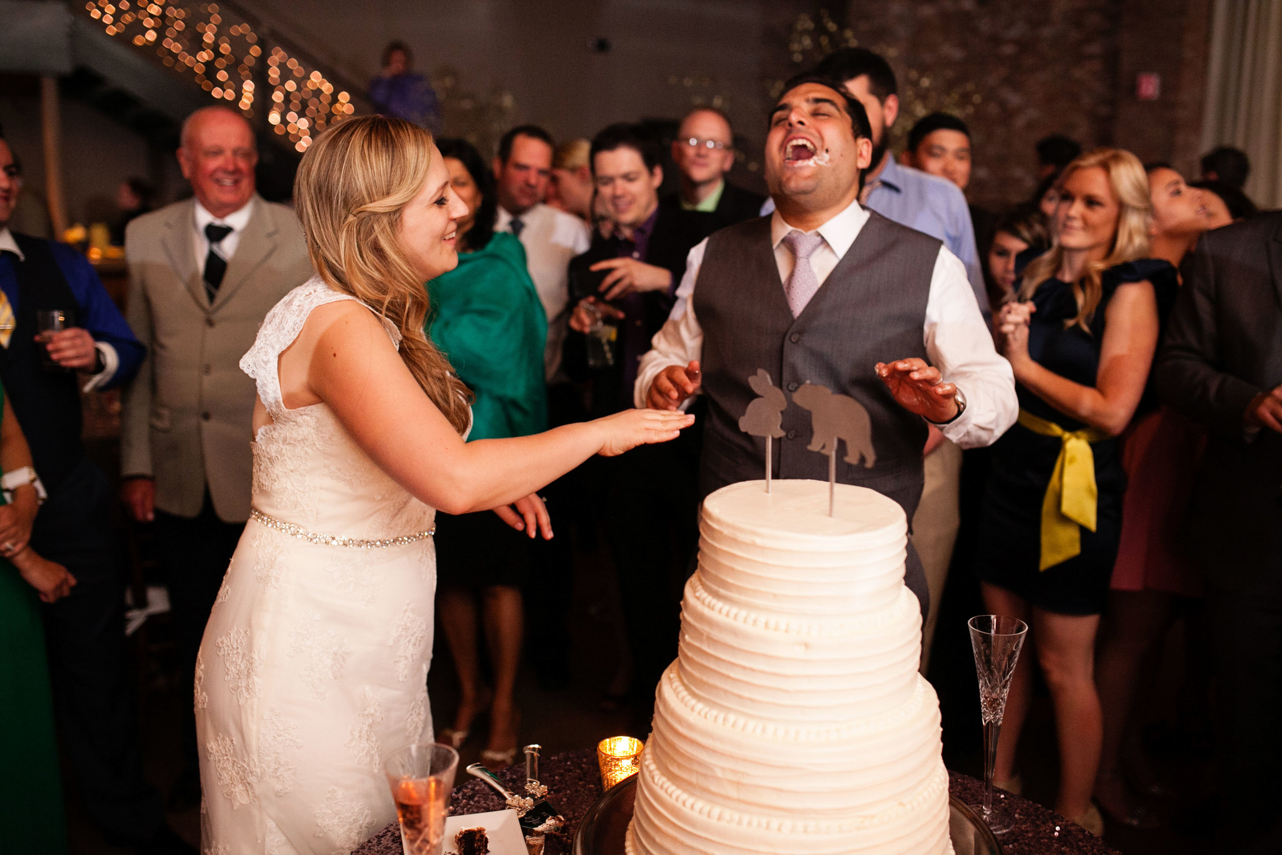 Adorable! Ashley Douglass Events wedding at the Roundhouse in Beacon, NY with Bruce Plotkin Photography.