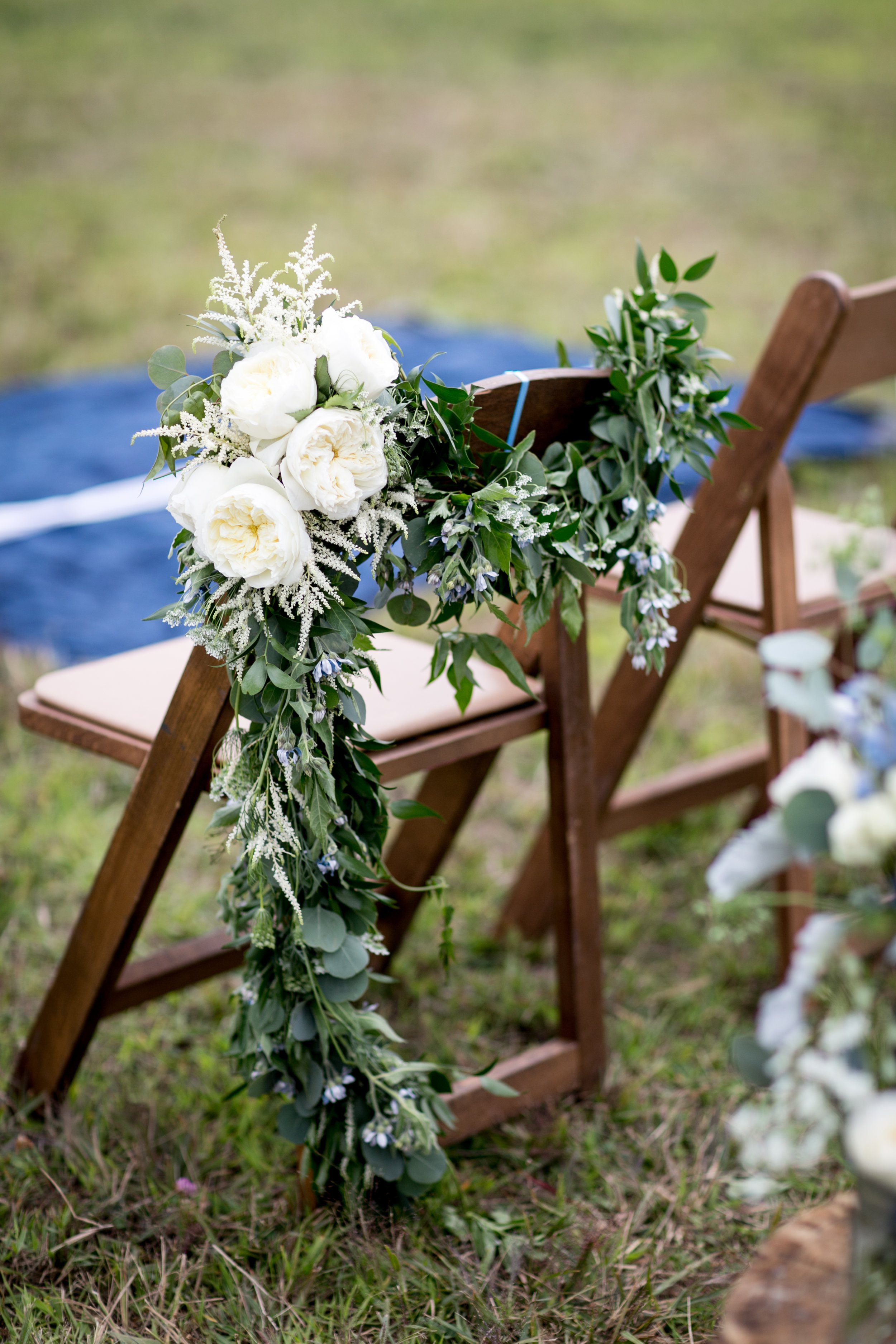 Hana Floral Design with Ashley Douglass Events and Brookelyn Photography.