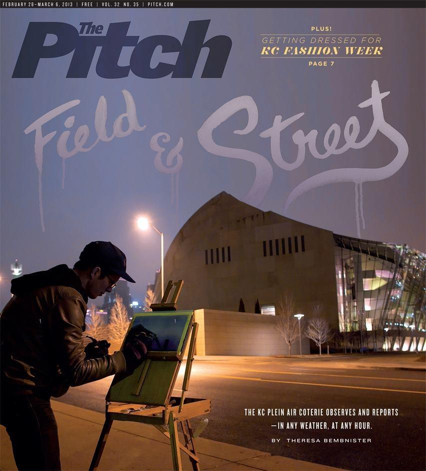 The Pitch ,  Cover feature, February 2013