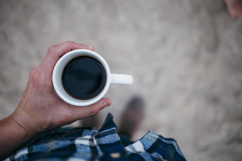 Build a trail, roast coffee, start a church.