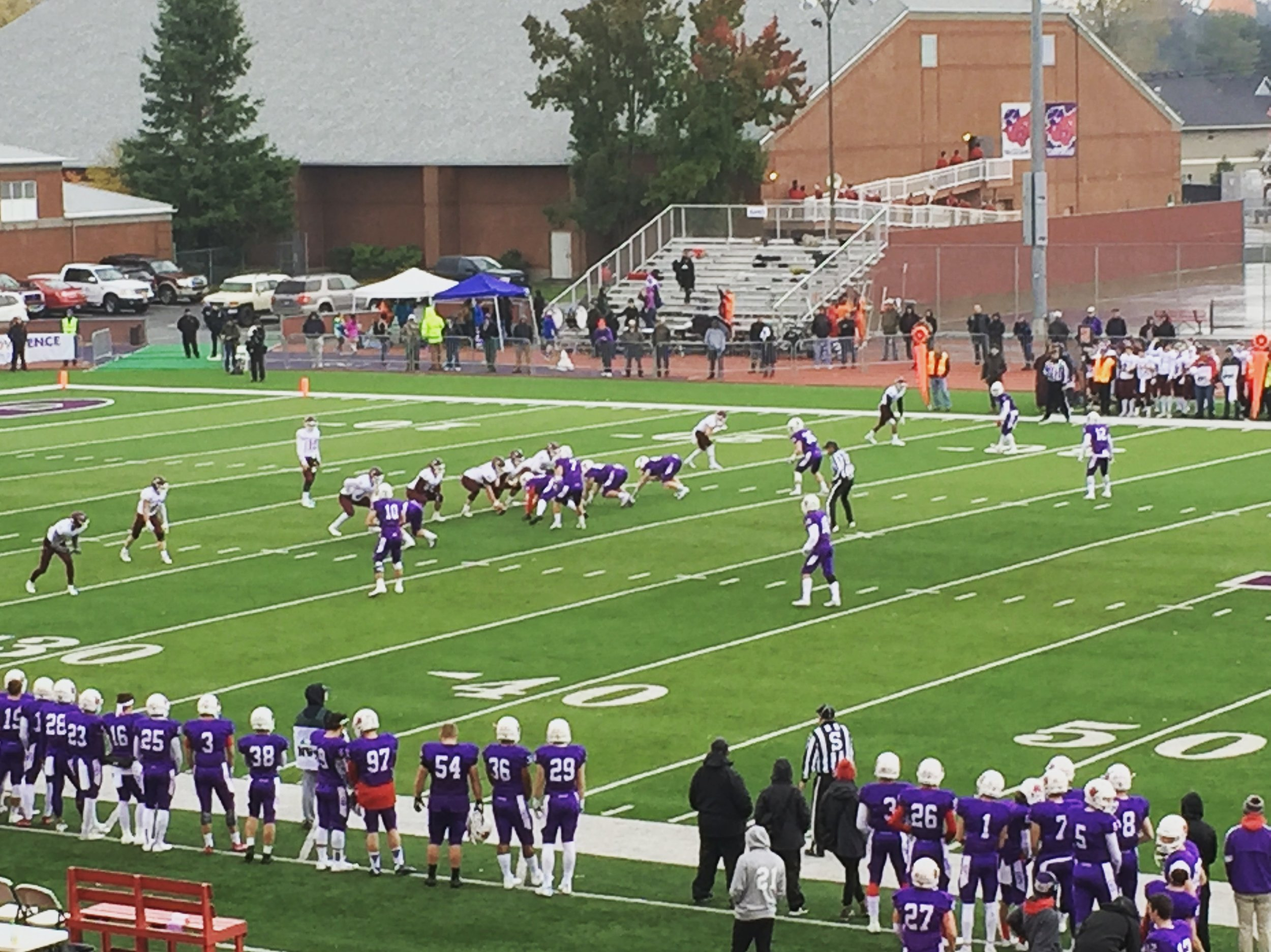 Linfield College - McMinnville, Oregon