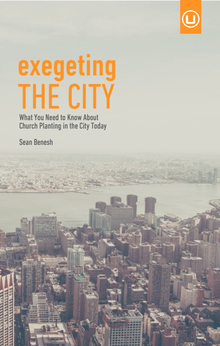 Exegeting the City: What You Need to Know About Church Planting in the City Today    As the tide has turned and a wave of church planters have washed up on the shorelines of city centers many are learning to navigate the intricacies of urban life for the first time. Many of today's North American church planters are migrating in from the suburbs, smaller cities, and rural towns as they are confronted with a culture, lifestyle, and built environment that is more foreign than they thought ... or would admit. What do church planters need to know about the city in order to be effective?  Exegeting the City  was written for you, the church planter, to expand your understanding of the city. This will aid you in the process of contextualization as you discern how to embody, teach, and proclaim the Gospel in the city.