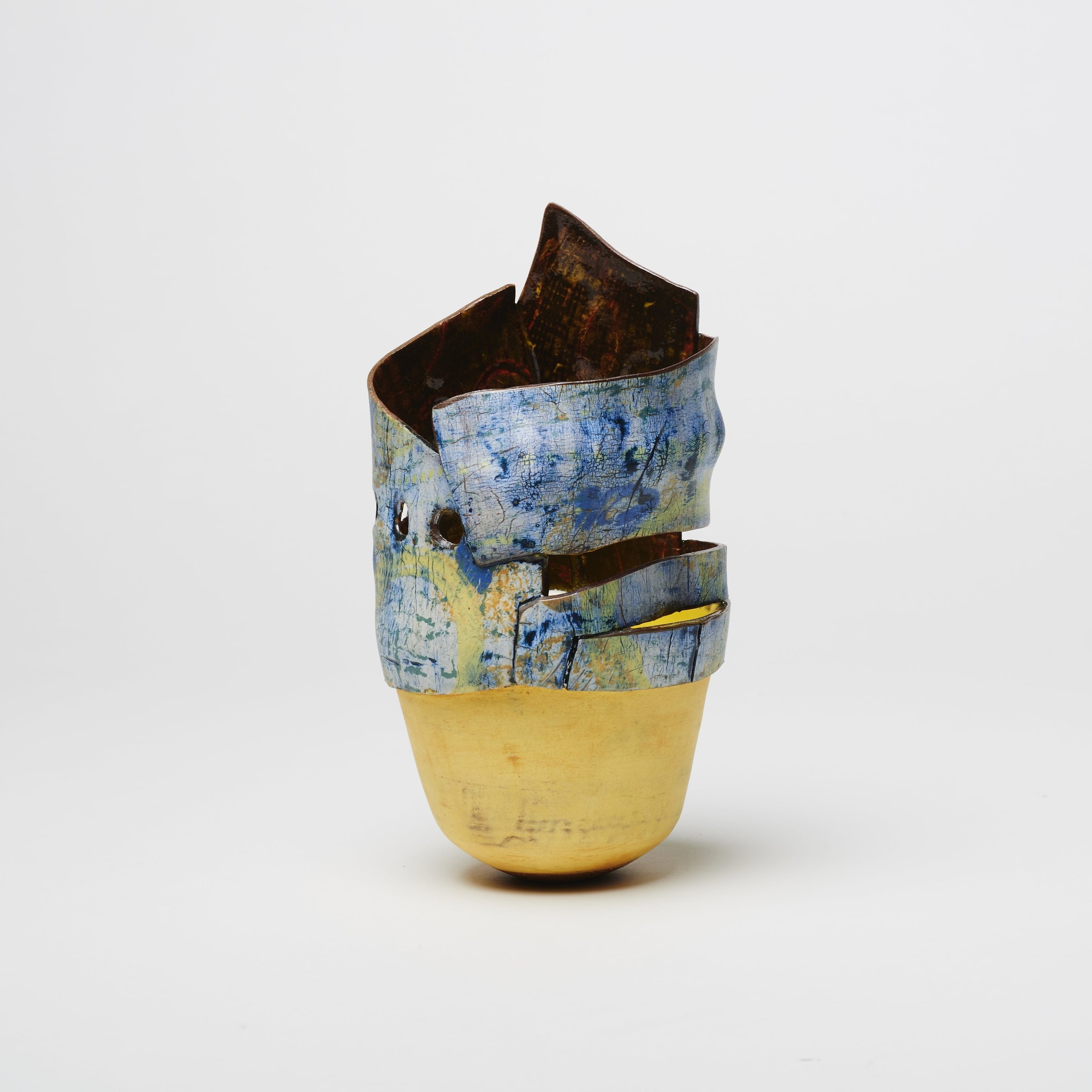 Fo , 2015 Terracotta 21 x 10cm