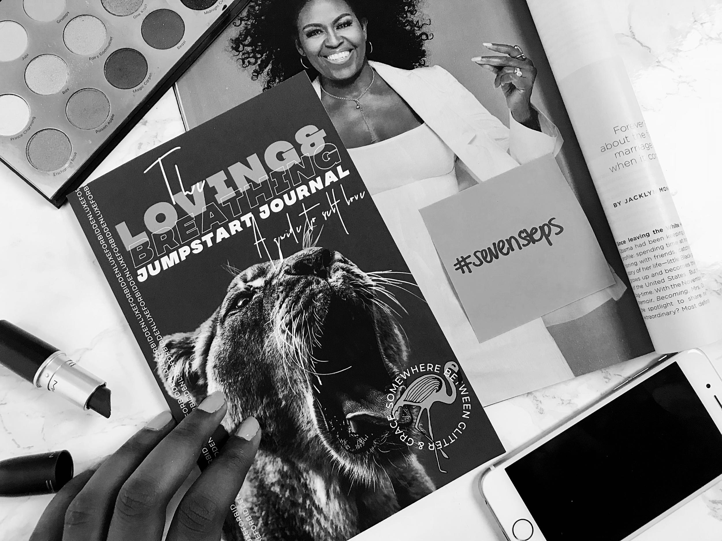 Guided Journals Forbidden Luxe