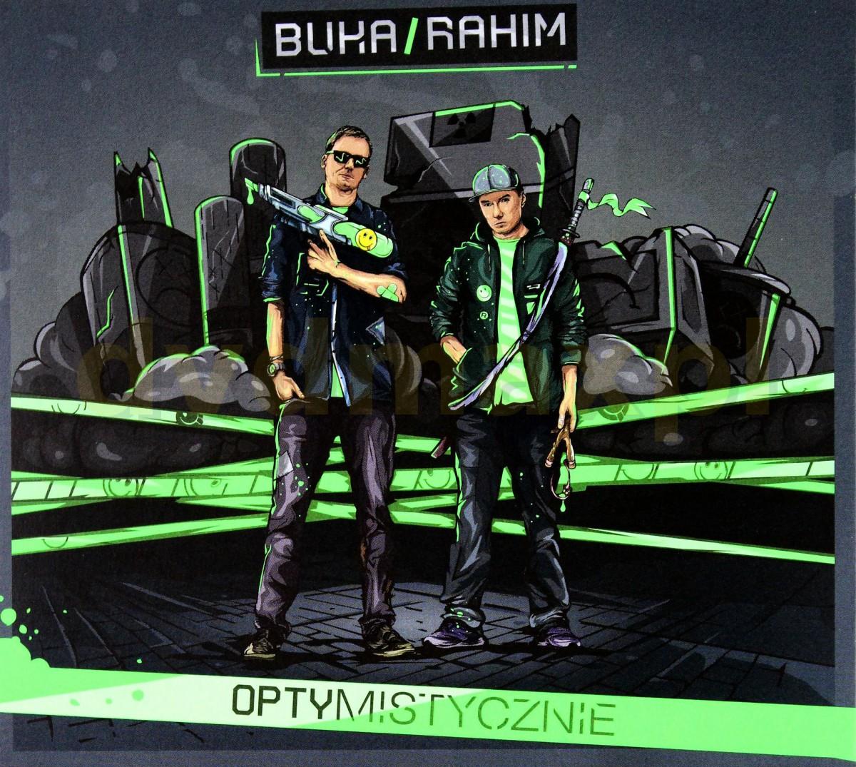 Buka & Rahim ft. Fokus, Masia - Z archiwum twarzy
