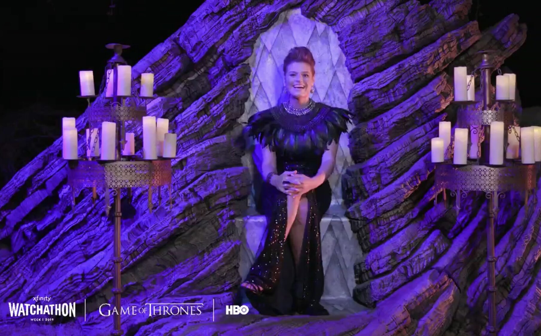 Xfinity Watchathon Game of Thrones Premier that had over 7million view.