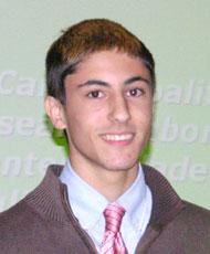 Zachary Rotter Walt Whitman High School Fox Chase Cancer Center  2008