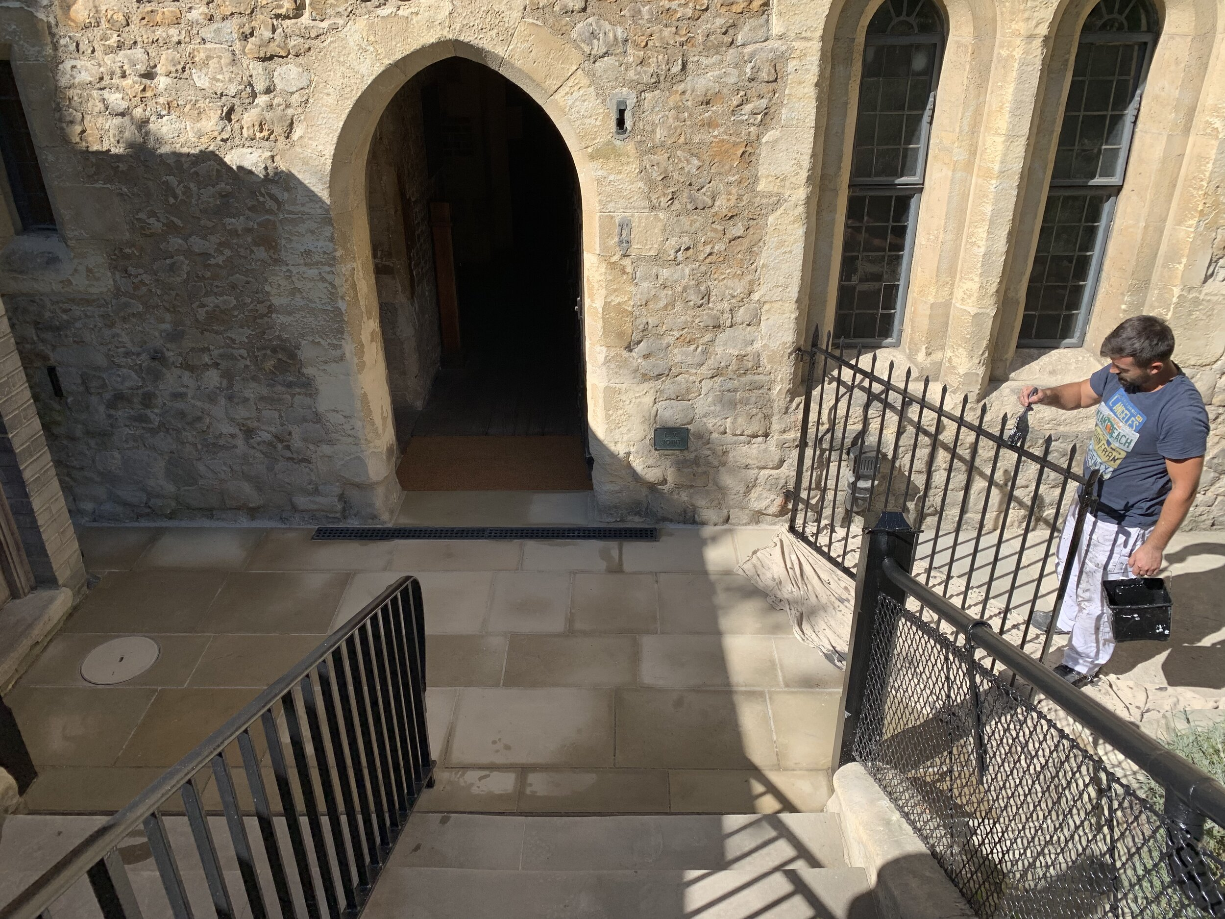 Radley House_Architecture_Beauchmp Paving_Conservation_Heritage_Tower of London_London.JPG