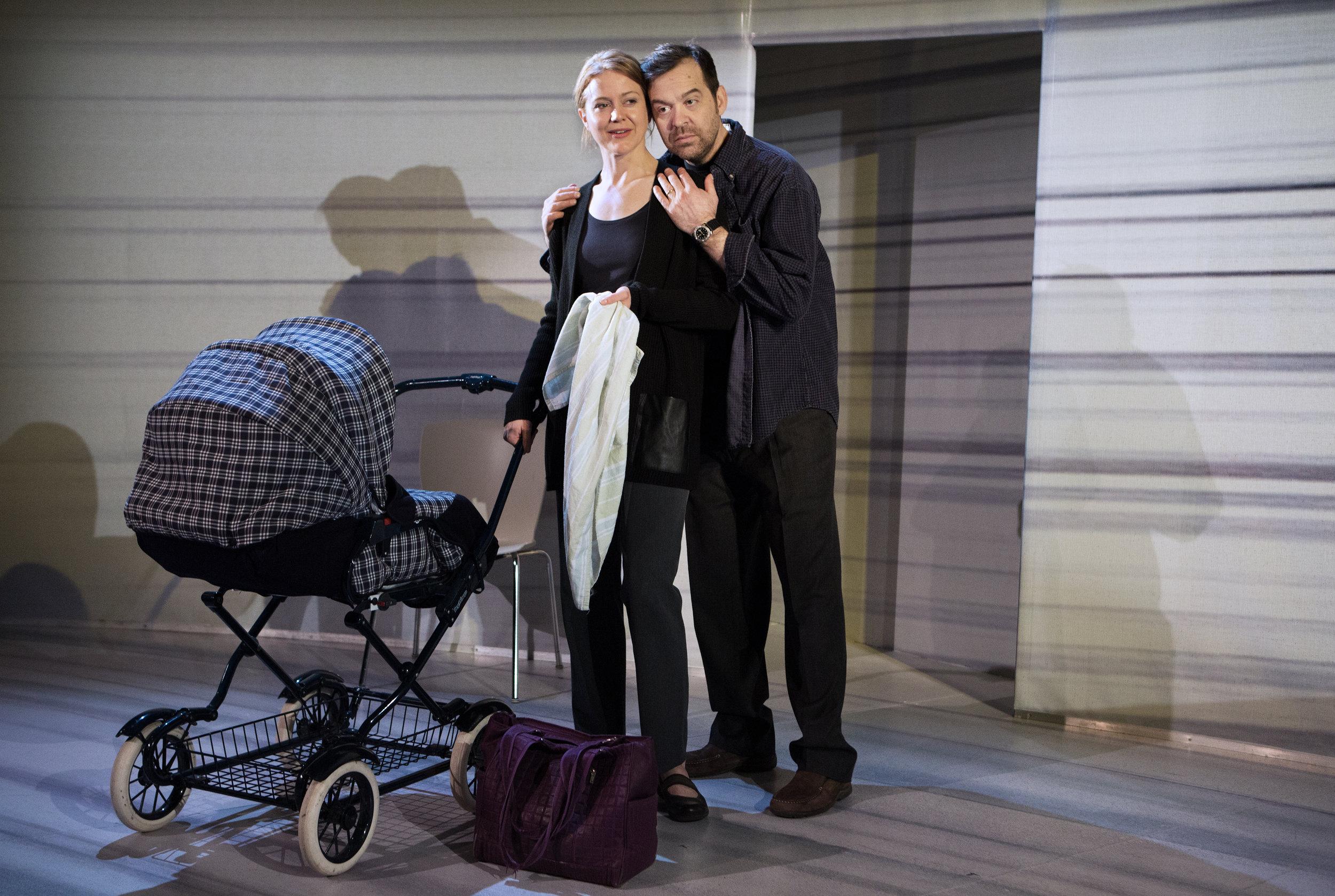 Amy Rutherford and Paul Braunstein, Photography by Cylla von Tiedemann