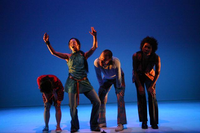 Jennifer Dahl, Graham McKelvie, Naoko Murakoshi and Andrea Nann, Photography by John Lauener