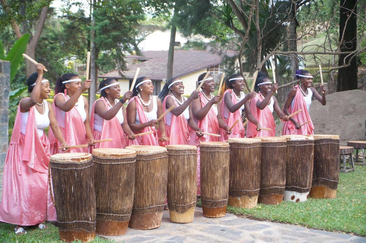 The Women Drummers of Rwanda
