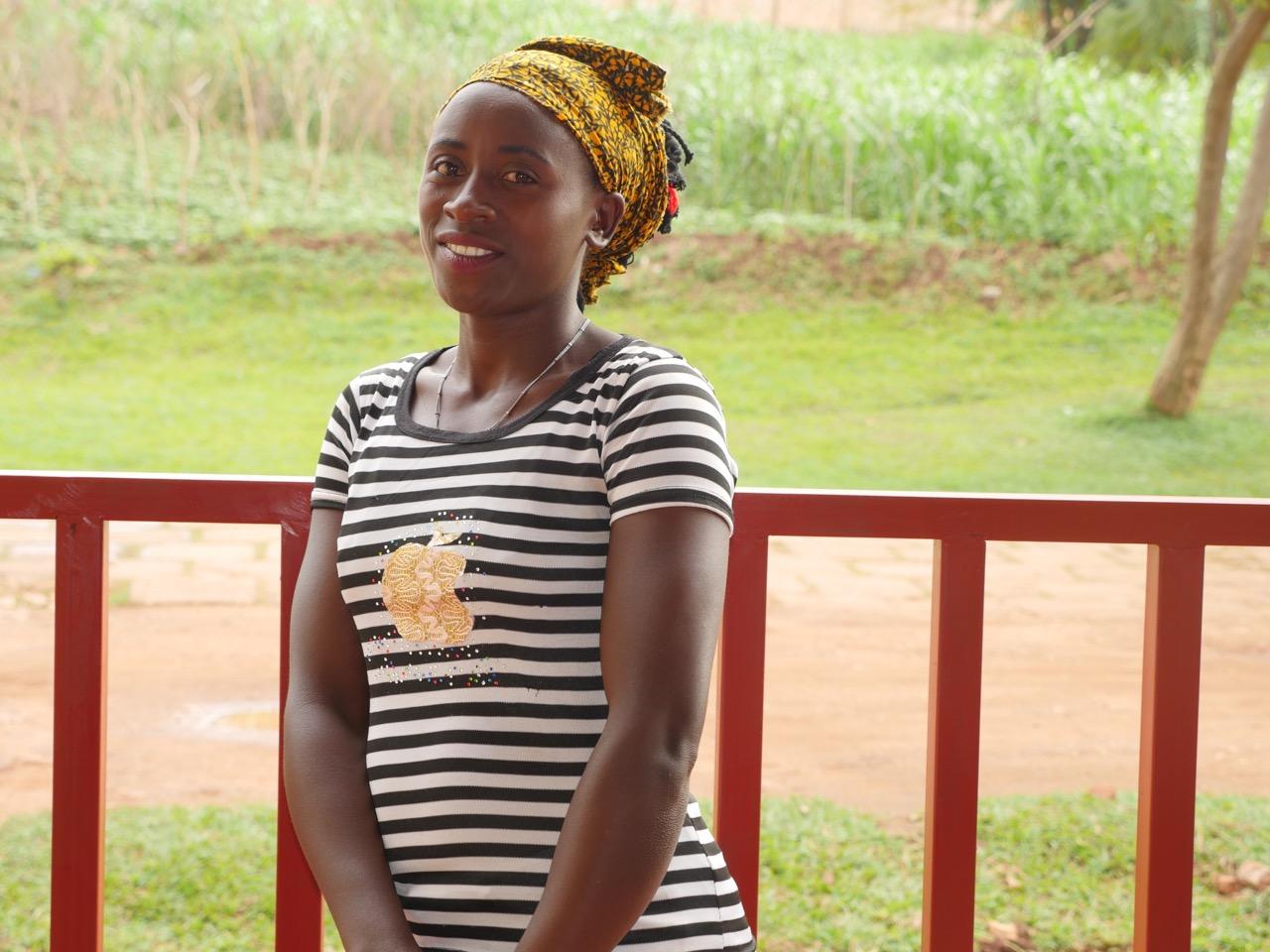 Mukanyandwi Claudine