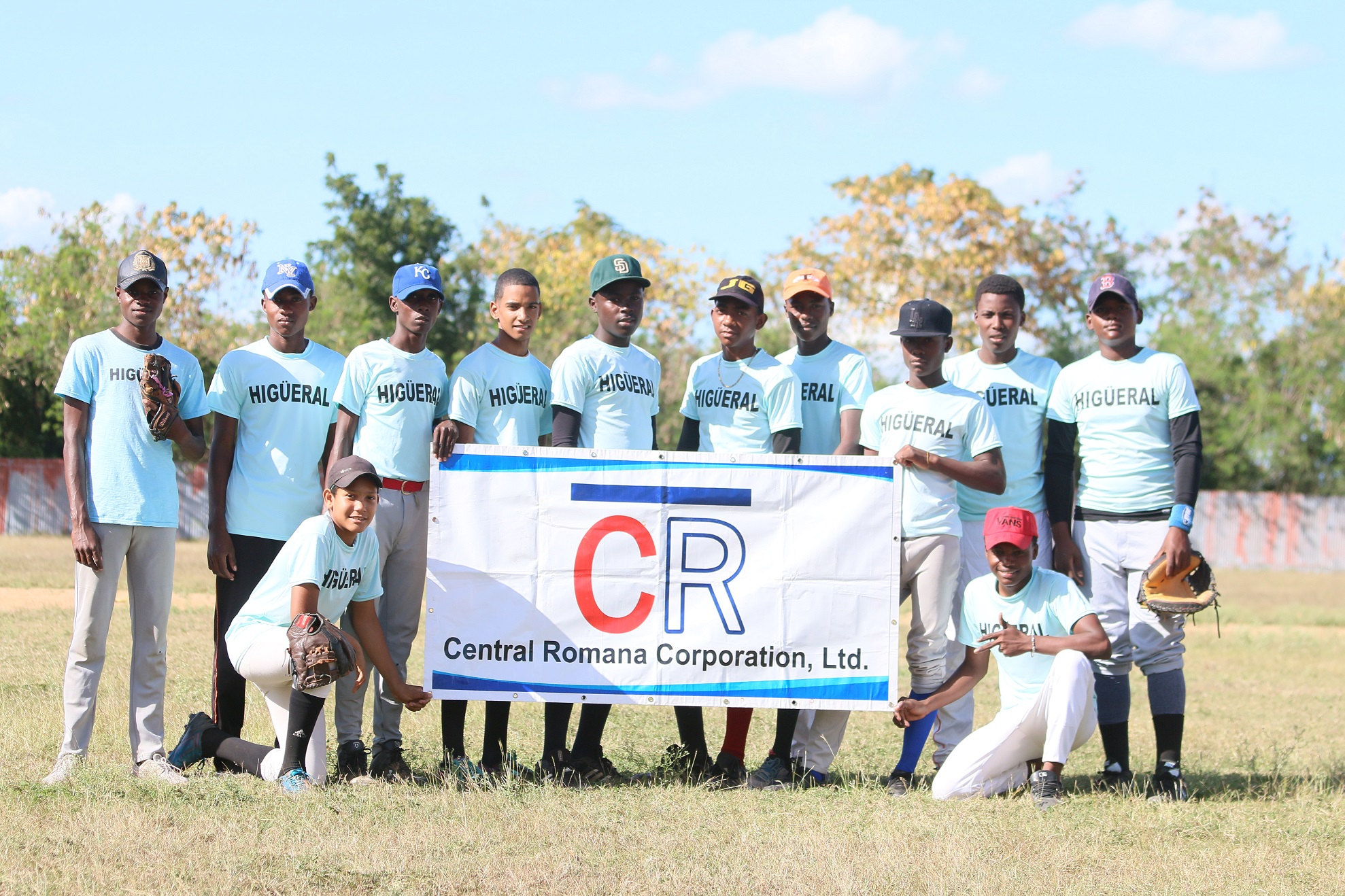 381 participants in CRC Interdivisional Baseball Tournament
