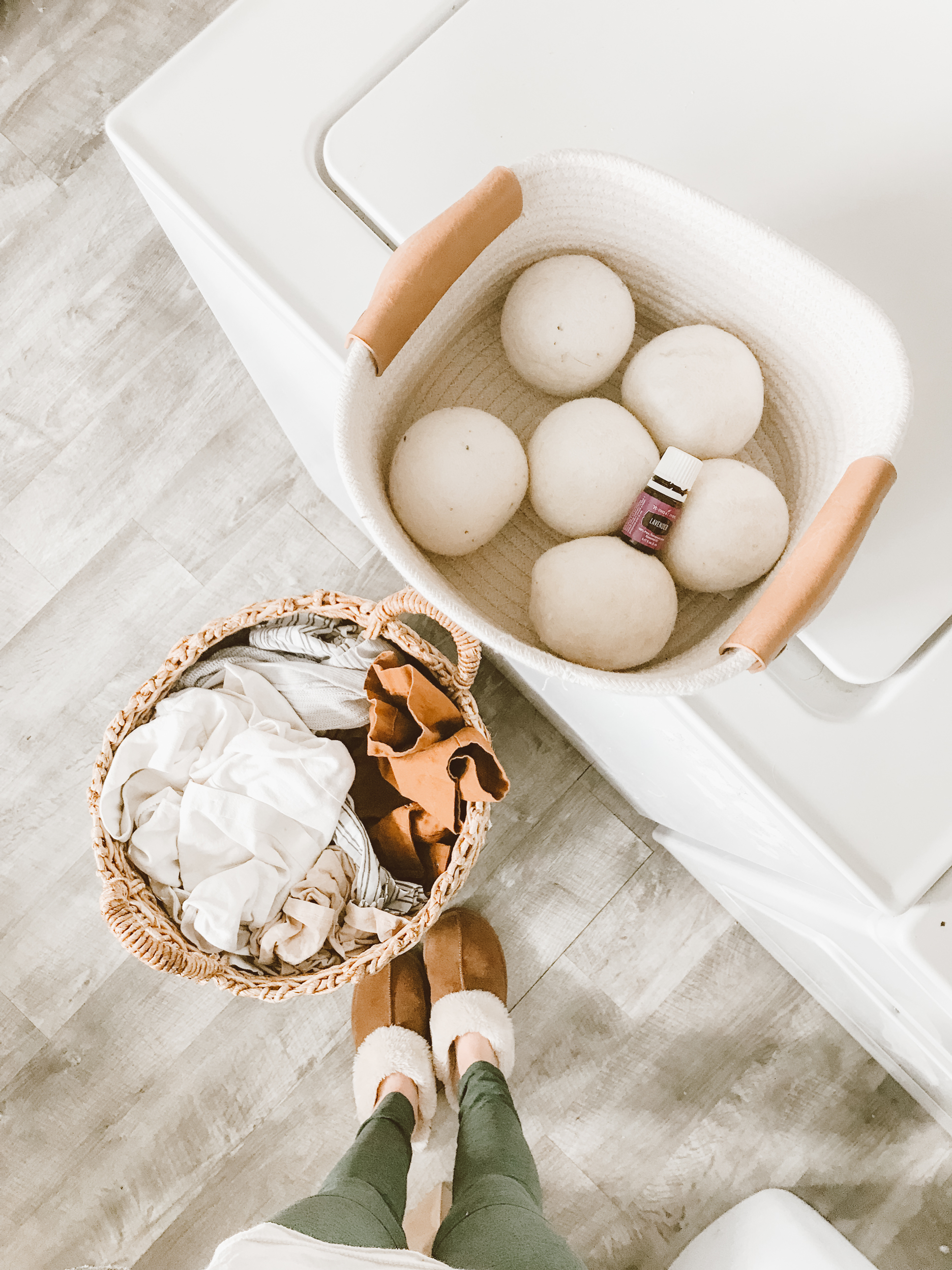 Why you should use dryer balls over dryer sheets