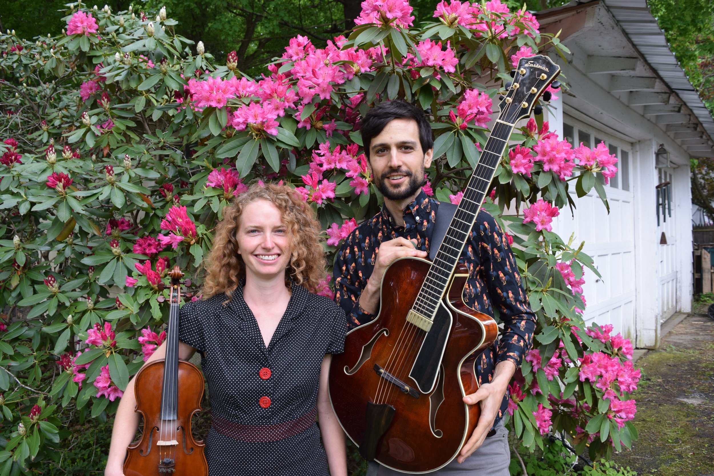 South Street Swing: Maggie McRae and Mark Phillips