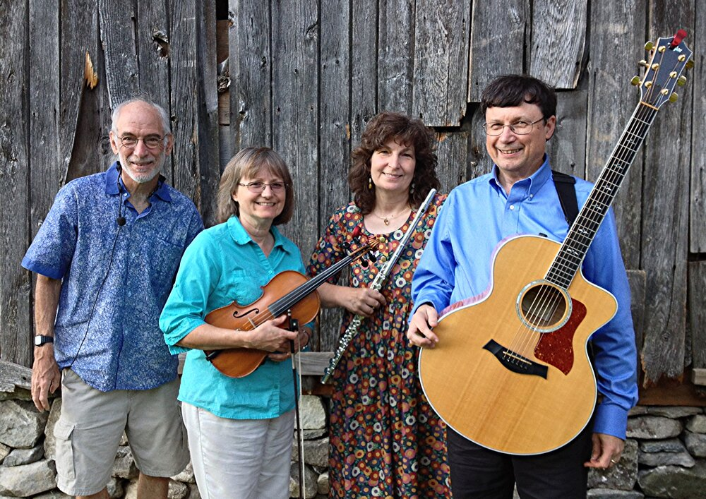 Tamarack Band with Paul Rosenberg 2014-Barn.jpg