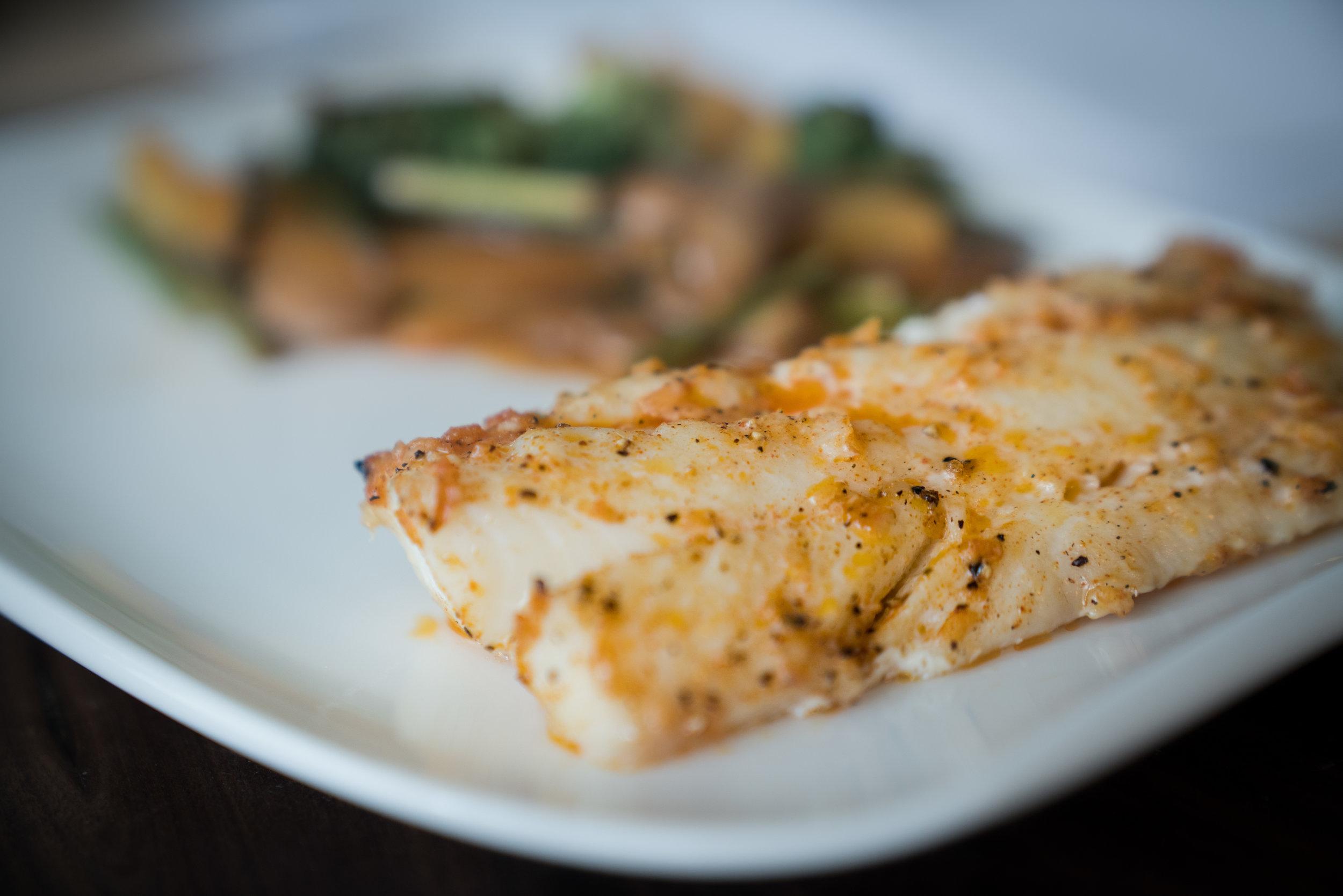 Baked Haddock Recipe via micahdeyoung.com