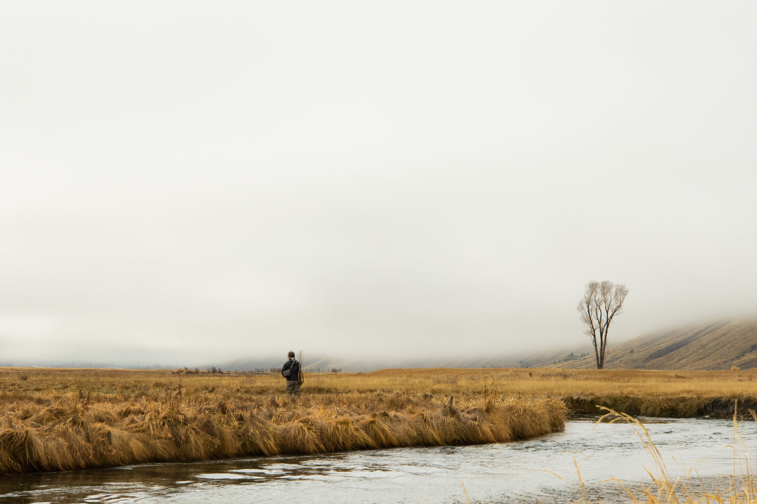 Lonely Fisherman via micahdeyoung.com