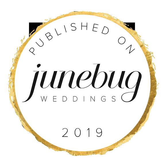 Junebug Weddings   Feature: Olivia & Eric Wedding Mansion on Fifth Wedding