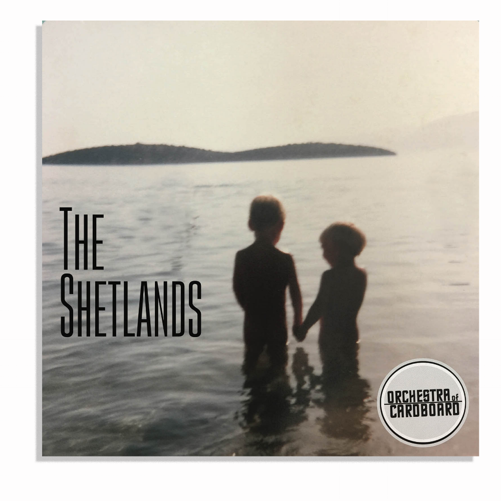 The Shetlands EP on pre-release