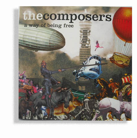 A Way of Being Free as played on BBC6 Radio and XFM. The Composers preceded The Orchestra of Cardboard. Includes horns and gypsy guitars!