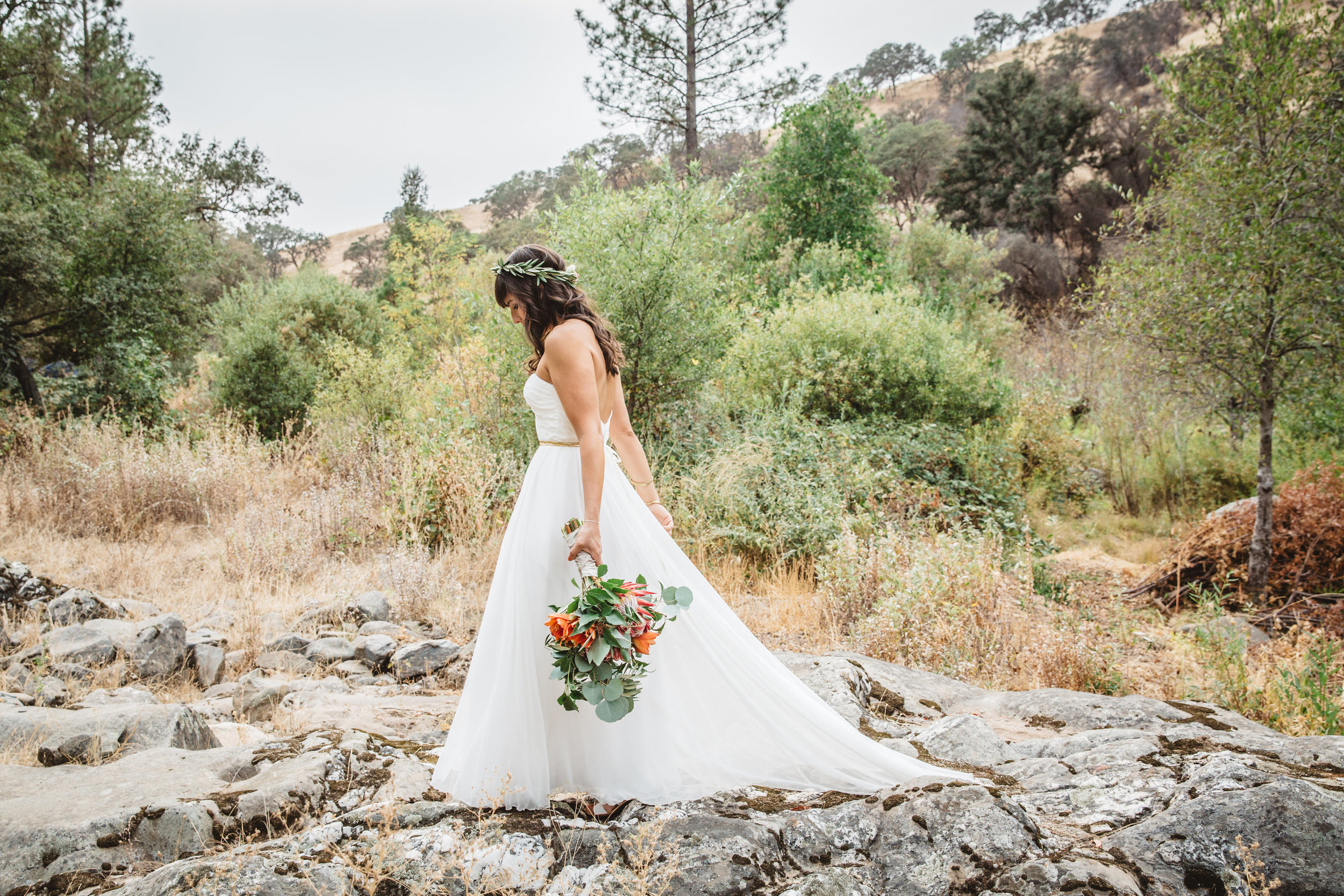Hi girls!   Wanted to follow up and let you know how much I adored my dress at my wedding! I felt beautiful all day, and am so pleased with it!Thank you for all of your help over the summer! Couldn't have done it without your input, Andrea, and your adjustments, Alyssa.  Warmly,   Chloé    #sarahsevenSF