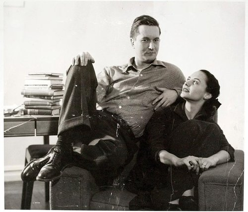 William and Rose Styron.